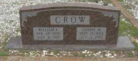 PULLEN CROW, CARRIE M. - Sevier County, Arkansas | CARRIE M. PULLEN CROW - Arkansas Gravestone Photos