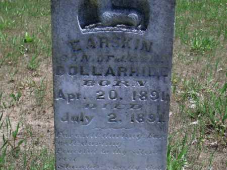 DOLLARHIDE, E. ARSKIN - Sevier County, Arkansas | E. ARSKIN DOLLARHIDE - Arkansas Gravestone Photos