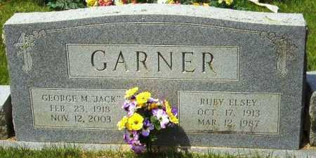 "GARNER, GEORGE M ""JACK"" - Sevier County, Arkansas   GEORGE M ""JACK"" GARNER - Arkansas Gravestone Photos"