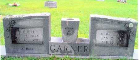 "GARNER, MARY E ""BESS"" - Sevier County, Arkansas 