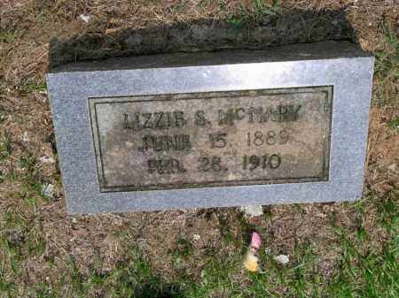 MCNARY, LIZZIE - Sevier County, Arkansas | LIZZIE MCNARY - Arkansas Gravestone Photos