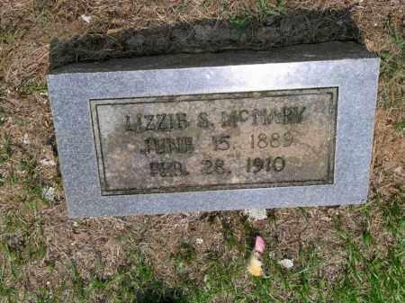 MCNARY, LIZZIE - Sevier County, Arkansas | LIZZIE MCNARY - Arkansas Gravestone Photos