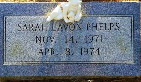 PHELPS, SARAH LAVON - Sevier County, Arkansas | SARAH LAVON PHELPS - Arkansas Gravestone Photos