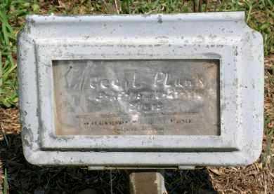 PLUNK, CECIL - Sevier County, Arkansas | CECIL PLUNK - Arkansas Gravestone Photos