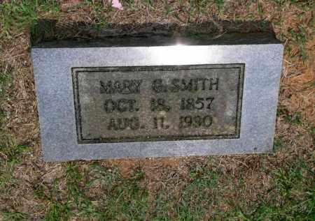 DUFFY SMITH, MARY - Sevier County, Arkansas | MARY DUFFY SMITH - Arkansas Gravestone Photos