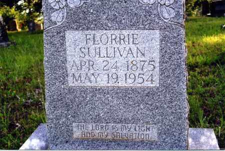 SULLIVAN, FLORRIE - Sharp County, Arkansas | FLORRIE SULLIVAN - Arkansas Gravestone Photos