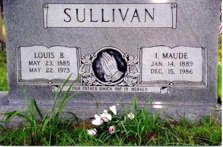 WILKERSON SULLIVAN, IDA MAUDE - Sharp County, Arkansas | IDA MAUDE WILKERSON SULLIVAN - Arkansas Gravestone Photos