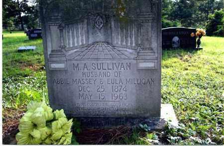 SULLIVAN, MAJOR AMOS - Sharp County, Arkansas | MAJOR AMOS SULLIVAN - Arkansas Gravestone Photos