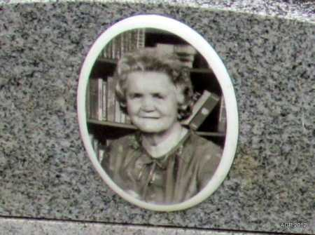 RODGERS, AVA BELLE BANDY (PHOTO) - Sharp County, Arkansas | AVA BELLE BANDY (PHOTO) RODGERS - Arkansas Gravestone Photos