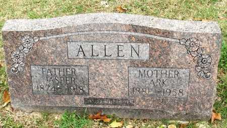 ALLEN, ARK - Sharp County, Arkansas | ARK ALLEN - Arkansas Gravestone Photos