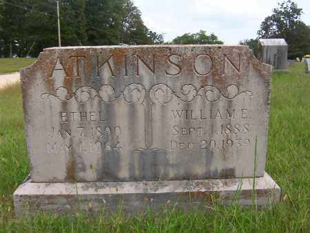 ATKINSON, WILLIAM ELMER - Sharp County, Arkansas   WILLIAM ELMER ATKINSON - Arkansas Gravestone Photos