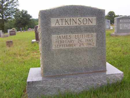 ATKINSON, JAMES LUTHER - Sharp County, Arkansas   JAMES LUTHER ATKINSON - Arkansas Gravestone Photos