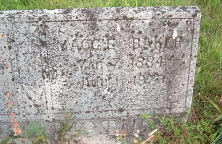 "BAKER, MARY MARGARET ""MAGGIE"" - Sharp County, Arkansas | MARY MARGARET ""MAGGIE"" BAKER - Arkansas Gravestone Photos"