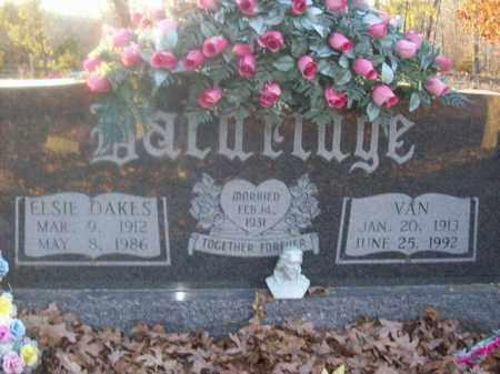 OAKES BALDRIDGE, ELSIE - Sharp County, Arkansas | ELSIE OAKES BALDRIDGE - Arkansas Gravestone Photos