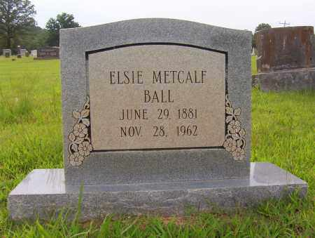 BALL, ELSIE M. - Sharp County, Arkansas | ELSIE M. BALL - Arkansas Gravestone Photos