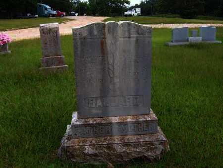 BALLARD, JOHN HENRY - Sharp County, Arkansas | JOHN HENRY BALLARD - Arkansas Gravestone Photos