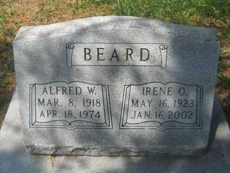 BEARD, IRENE OLIVE - Sharp County, Arkansas | IRENE OLIVE BEARD - Arkansas Gravestone Photos