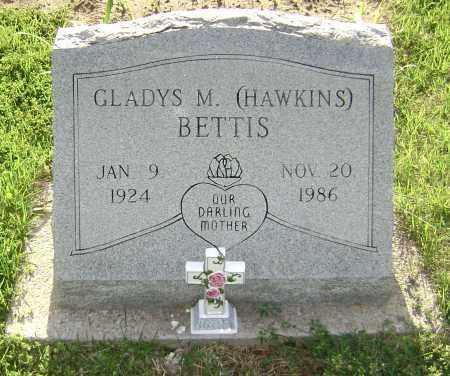BETTIS, GLADYS M. - Sharp County, Arkansas   GLADYS M. BETTIS - Arkansas Gravestone Photos