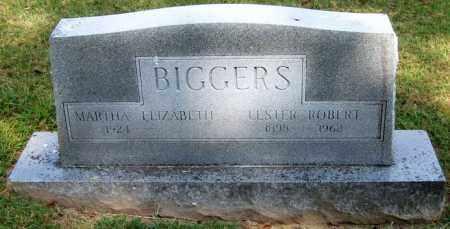 BIGGERS, LESTER ROBERT - Sharp County, Arkansas   LESTER ROBERT BIGGERS - Arkansas Gravestone Photos