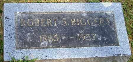 BIGGERS, ROBERT S. - Sharp County, Arkansas | ROBERT S. BIGGERS - Arkansas Gravestone Photos