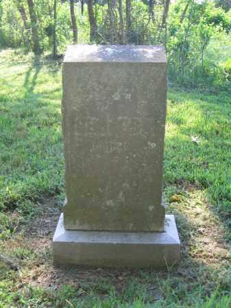 BIGGERS, REBECCA - Sharp County, Arkansas | REBECCA BIGGERS - Arkansas Gravestone Photos