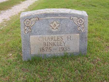 BINKLEY, CHARLES - Sharp County, Arkansas | CHARLES BINKLEY - Arkansas Gravestone Photos