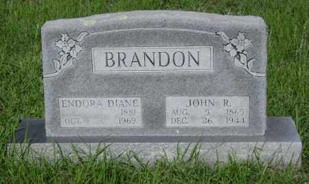 BRANDON, ENDORA DIANE - Sharp County, Arkansas | ENDORA DIANE BRANDON - Arkansas Gravestone Photos