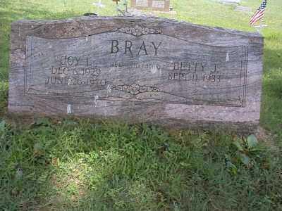 BRAY, COY LEE - Sharp County, Arkansas   COY LEE BRAY - Arkansas Gravestone Photos