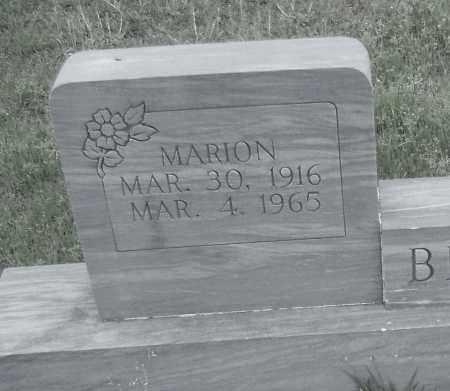 BRIGHT, JESSE MARION (CLOSE-UP) - Sharp County, Arkansas | JESSE MARION (CLOSE-UP) BRIGHT - Arkansas Gravestone Photos