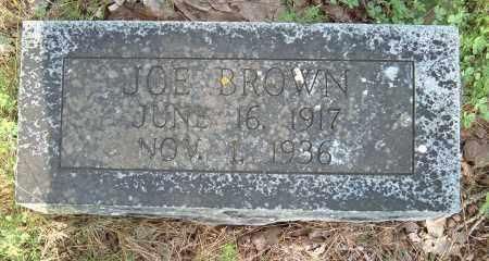 BROWN, JOE - Sharp County, Arkansas   JOE BROWN - Arkansas Gravestone Photos