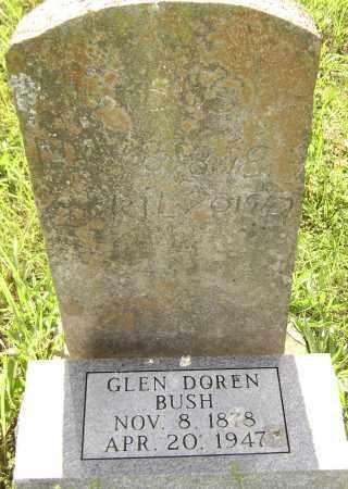 BUSH, GLEN DOREN - Sharp County, Arkansas | GLEN DOREN BUSH - Arkansas Gravestone Photos