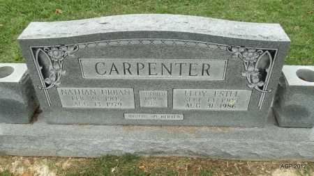 GIRTMAN CARPENTER, FLOY ESTEL - Sharp County, Arkansas | FLOY ESTEL GIRTMAN CARPENTER - Arkansas Gravestone Photos