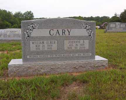CARY, JOHNNYE BLANCHE - Sharp County, Arkansas | JOHNNYE BLANCHE CARY - Arkansas Gravestone Photos