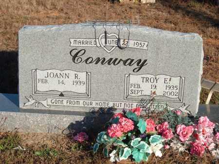 CONWAY, TROY E. - Sharp County, Arkansas   TROY E. CONWAY - Arkansas Gravestone Photos