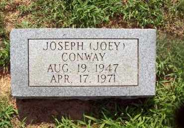 "CONWAY, JOSEPH ""JOEY"" - Sharp County, Arkansas | JOSEPH ""JOEY"" CONWAY - Arkansas Gravestone Photos"