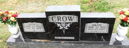 CROW, COY ELMER - Sharp County, Arkansas | COY ELMER CROW - Arkansas Gravestone Photos