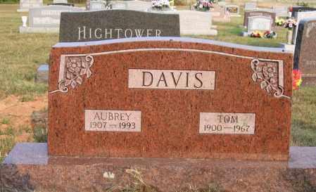 "DAVIS, THOMAS ISRAEL ""TOM"" - Sharp County, Arkansas | THOMAS ISRAEL ""TOM"" DAVIS - Arkansas Gravestone Photos"
