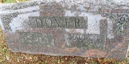 DOVER, MAUDE L - Sharp County, Arkansas | MAUDE L DOVER - Arkansas Gravestone Photos