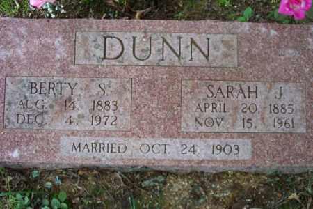 DUNN, SARAH J. - Sharp County, Arkansas   SARAH J. DUNN - Arkansas Gravestone Photos