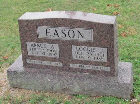 JACKSON BLEVINS, LOCKIE - Sharp County, Arkansas | LOCKIE JACKSON BLEVINS - Arkansas Gravestone Photos