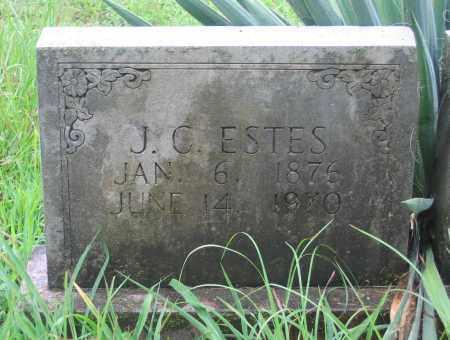 ESTES, J. C. - Sharp County, Arkansas | J. C. ESTES - Arkansas Gravestone Photos