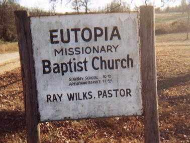 *EUTOPIA CEMETERY,  - Sharp County, Arkansas    *EUTOPIA CEMETERY - Arkansas Gravestone Photos