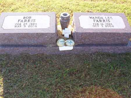 FARRIS, WANDA - Sharp County, Arkansas | WANDA FARRIS - Arkansas Gravestone Photos