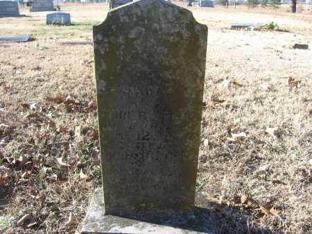 FELTS, MARY E. - Sharp County, Arkansas | MARY E. FELTS - Arkansas Gravestone Photos