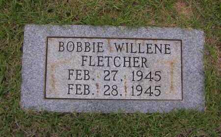 FLETCHER, BOBBIE - Sharp County, Arkansas | BOBBIE FLETCHER - Arkansas Gravestone Photos