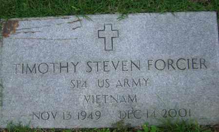 FORCIER (VETERAN VIET), TIMOTHY STEVEN - Sharp County, Arkansas | TIMOTHY STEVEN FORCIER (VETERAN VIET) - Arkansas Gravestone Photos
