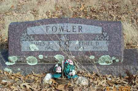 FOWLER, ETHEL DORA - Sharp County, Arkansas | ETHEL DORA FOWLER - Arkansas Gravestone Photos