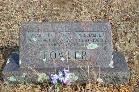 KEENEY FOWLER, PEARL DELL - Sharp County, Arkansas | PEARL DELL KEENEY FOWLER - Arkansas Gravestone Photos