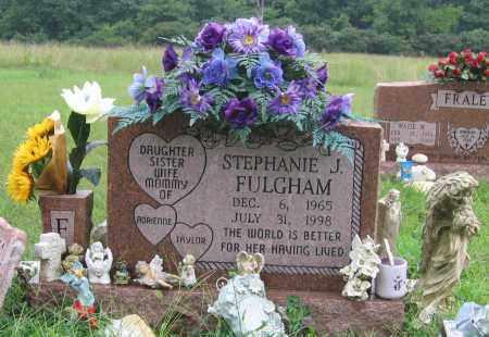 FULGHAM, STEPHANIE J. - Sharp County, Arkansas | STEPHANIE J. FULGHAM - Arkansas Gravestone Photos