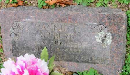 GILBERT, MANNIE HARTWELL - Sharp County, Arkansas | MANNIE HARTWELL GILBERT - Arkansas Gravestone Photos